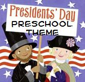 President's Day Theme and Activities for Preschool