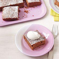 Chocolate-Zucchini Snack Cake | MyRecipes.com