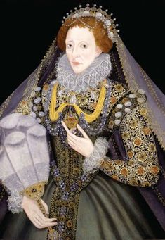 1570s Queen Elizabeth I 1533-1603 unknown artist