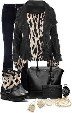 """""""Untitled #1098"""" by lisa-holt ❤ liked on Polyvore"""