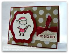 Stampin UP Color Me Christmas