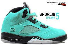 Air Jordan 5 - Tiffany omg ....