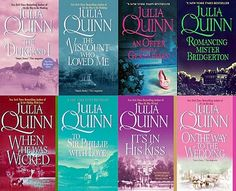 bookworm stuff, julia quinn, author, bridgerton seri, bookish thing, romance novels, histor romanc, historical romance, read