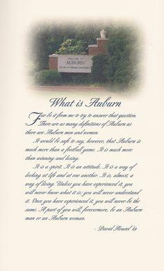 What is Auburn
