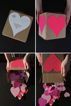 20 Projects for a DIY Valentine's Day | Apartment Therapy - some very cute & simple ideas here