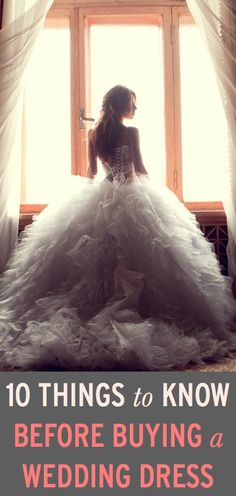 What you need to know before you buy a wedding dress!!!! Please read!!!