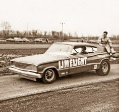 Limelight Dodge Funny Car