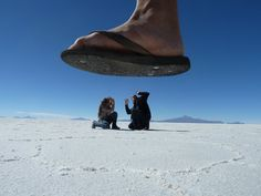 Salar De Uyuni - Strike a Pose! - A Travellerspoint Photo Feature