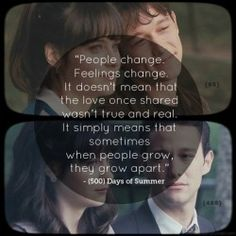 quotes about friends changing and growing apart -
