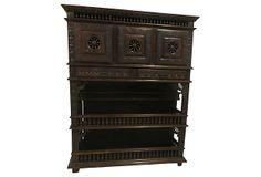 19th-C. Brittany Oak Cabinet on OneKingsLane.com