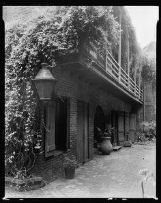 Madame John's Legacy, 632 Dumaine St., New Orleans, Orleans Parish, Louisiana