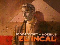 El incal. Jodorowsky - Moebius