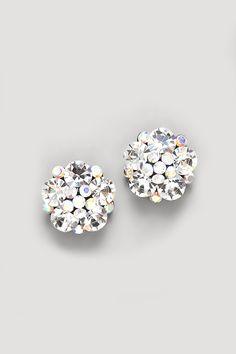 Crystal Savannah Earrings in Opulence on Emma Stine Limited