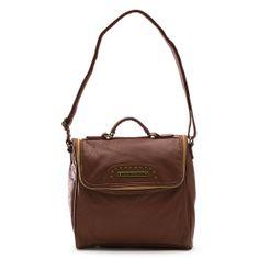 Vans Willa Cross Body Bag in Cognac