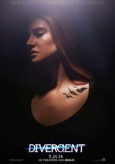 Divergent / poster / Tris / Beatrice