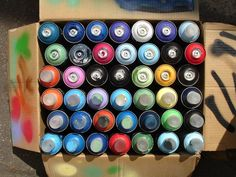 Things to spray paint
