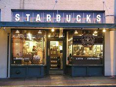 Original Starbucks at Pikes Place Market - Seattle, WA