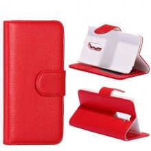 Funda LG G2 - Tipo Libro Rojo  $ 84,21