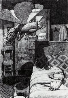 Edward Gorey #illustration