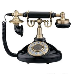 antique phones I've always wanted a phone like this - Google Search
