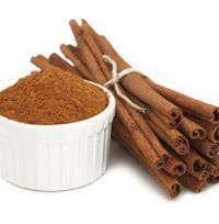Cinnamon extract improves antioxidant function and helps lower blood sugar levels.