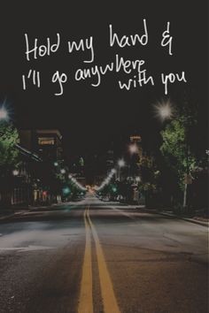 Yes my love!! Wherever you go, I will go!!! I LOVE YOU!!!