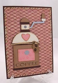 Cricut Love You a Latte Cartridge