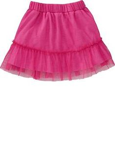 Ruffled-Tulle Tutus for Baby | Old Navy $7.00 Doc McStuffins costume