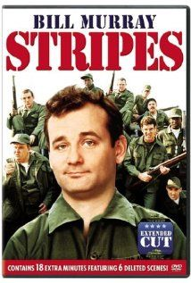 film, extend cut, fact jack, armi train, bill murray, stripe extend, harold rami, favorit movi, stripes