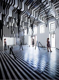 Ester Stocker #ravenectar #art #installation #modern #contemporary #design