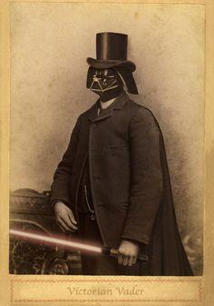 Victorian Vader