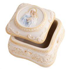 Madonna & Child Keepsake Box | The Catholic Company