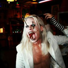 morgue freakshow makeup - Google Search