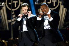 Jay Z & Justin Timberlake.
