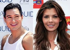 """Miss USA 1996 Ali Landry was married to television personality Mario Lopez for 2 weeks in 2004. The marriage ended when Lopez confessed to """"messing around"""" at a bachelor party."""