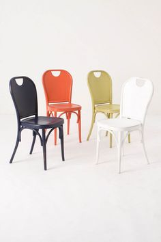 anthropologie's henri dining chairs