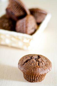 bird cherry muffins