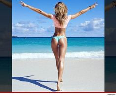 Candice Swanepoel -- You Should Probably Look At My Ass