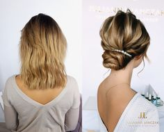 Learn how to create this bridal hairstyle!