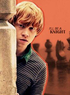 Ron - I'll Be a Knight