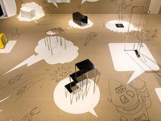 serafini | atelier522  Floor Graphics