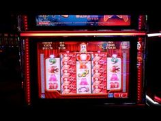 Slot Bonus Win on Mystical Merrow at Revel Casino in AC.