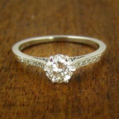 simple engagement rings, dream ring, vintage weddings, diamonds, future husband, dream engagement rings, wedding rings, antiques, promise rings