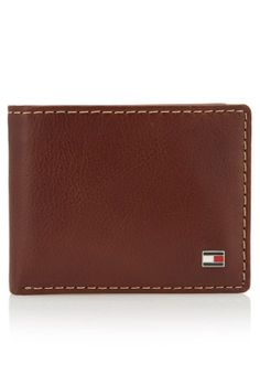 TOMMY HILFIGER Logan Billfold wallet, pinned via www.namshi.com