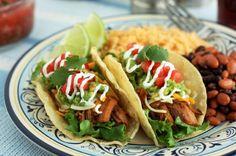 Slow Cooker Pork for Tacos