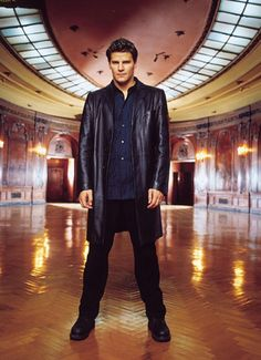 I'm just pinning this because it's #Angel #DavidBoreanaz -- Awesome Books to Replace Your Favorite Cancelled TV Shows