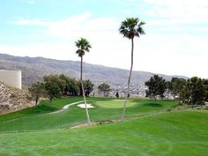 While down here, you might as well enjoy some of the finest golf courses in the state. Pictured is the Mission Lakes Country Club course which is just 10 minutes from the Aqua Soleil Hotel and Mineral Water Spa.