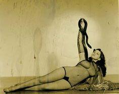 Golden Age Burlesque Star: The Fabulous Zorita  (August 30, 1915 - November 12, 2001)