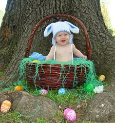 Etsy.com has the cutest Easter hats!