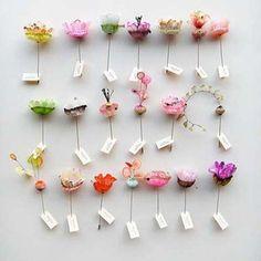 lyndie dourthe - paper flowers